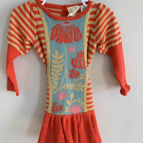 Anthropologie Other - Anthropologie lia molly Sweater Dress size 6-12